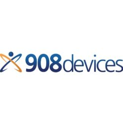 908 Devices Logo